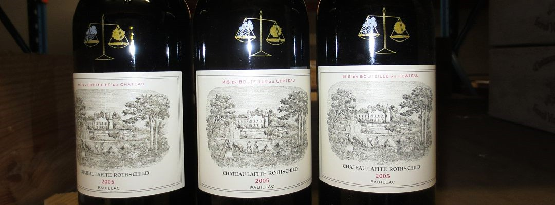 WOW 8 Chateau Lafite Rothschild
